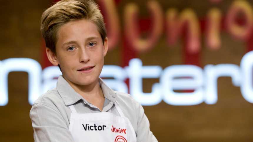 MasterChef Junior - Víctor. 12 años (Alicante)