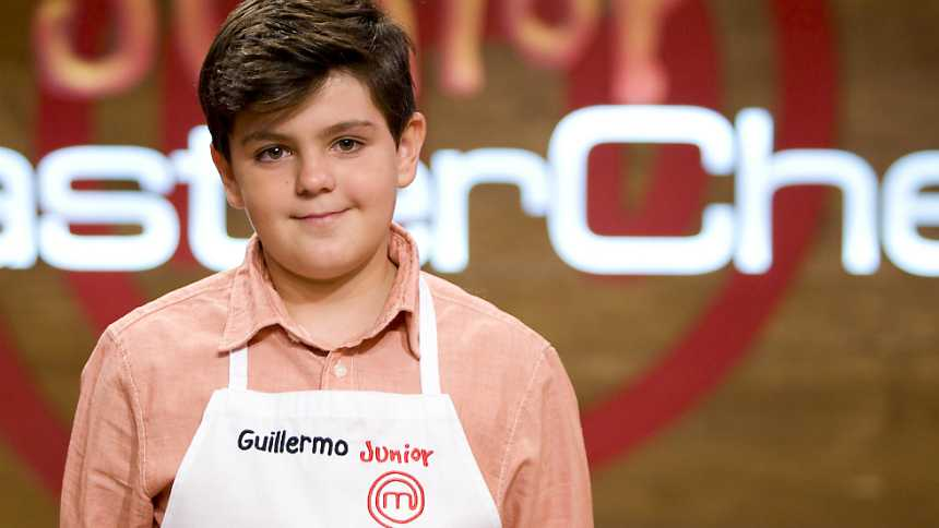 MasterChef Junior - Guillermo. 9 años (Málaga)