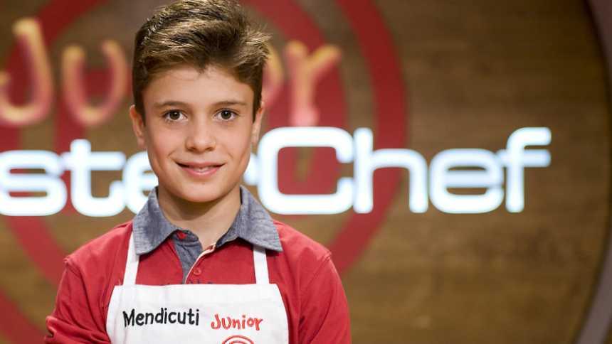 MasterChef Junior - Mendicuti. 10 años (Vizcaya)