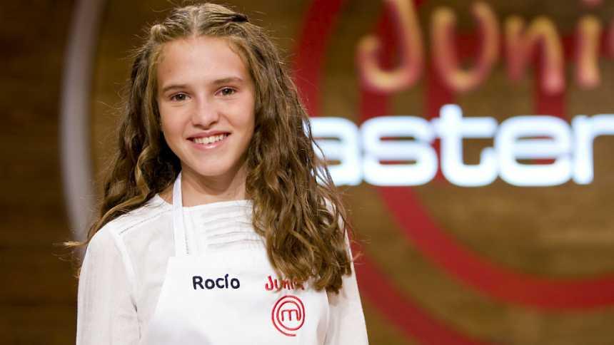 MasterChef Junior - Rocío. 12 años (Cádiz)