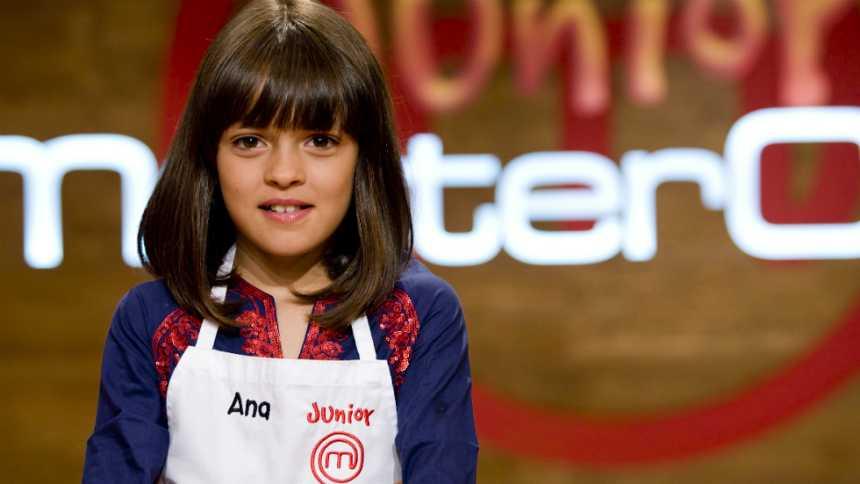 MasterChef Junior - Ana. 10 años (A Coruña)
