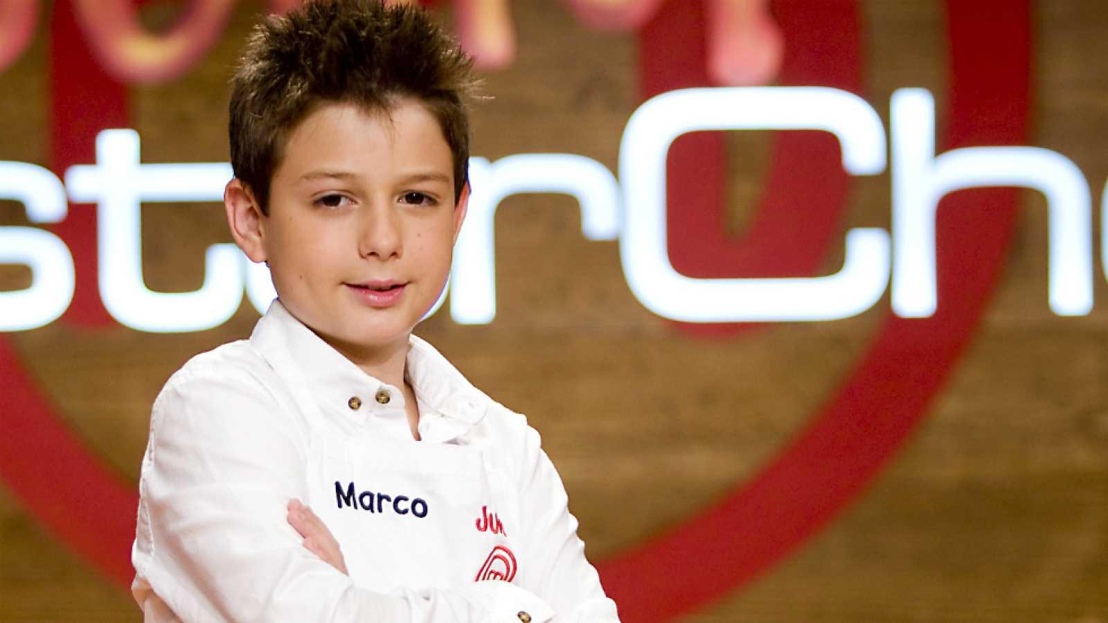 MasterChef Junior - Marco. 11 años (Girona)