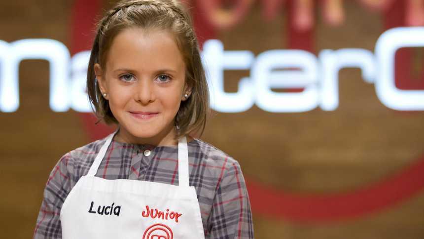 MasterChef Junior - Lucía. 8 años (Madrid)