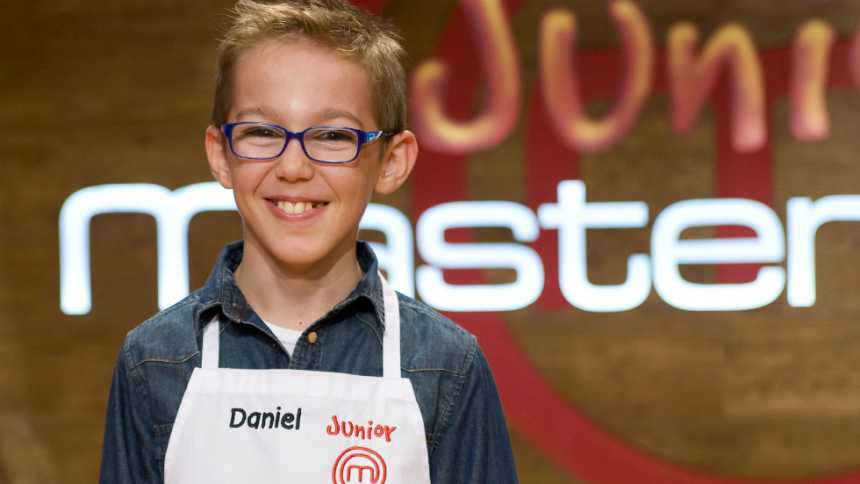 MasterChef Junior - Daniel. 10 años (Madrid)
