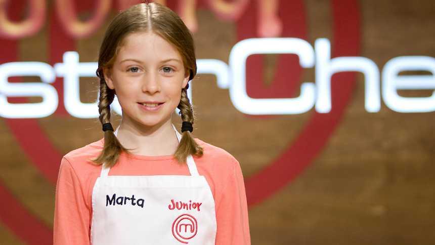 MasterChef Junior - Marta. 12 años (Madrid)