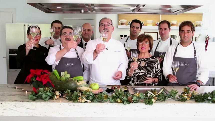 MasterChef - ¿Qué cocinan los mejores chefs de España por Navidad?