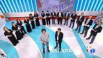 La mañana - Actuación del Coro RTVE