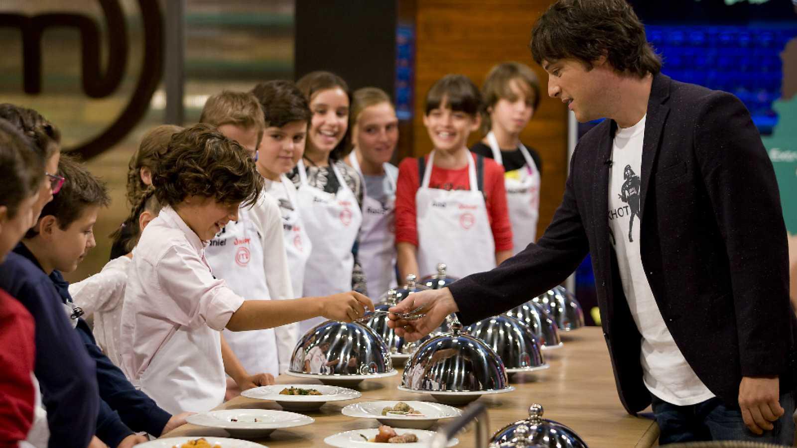 MasterChef Junior 2 - Programa 1 - 30/12/2014 - RTVE.es