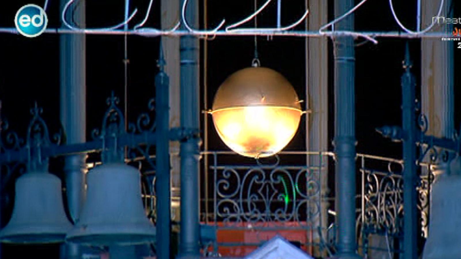 bae85d19c83c Para todos los públicos España Directo- Toda España pendiente del reloj de  la puerta del Sol reproducir video