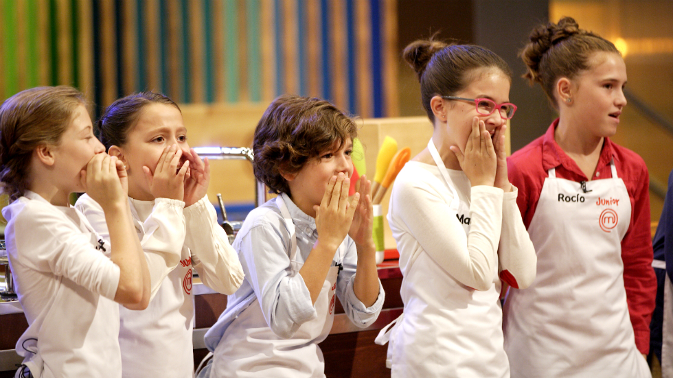 MasterChef Junior 2 - Programa 2 - 06/01/2015 - RTVE.es