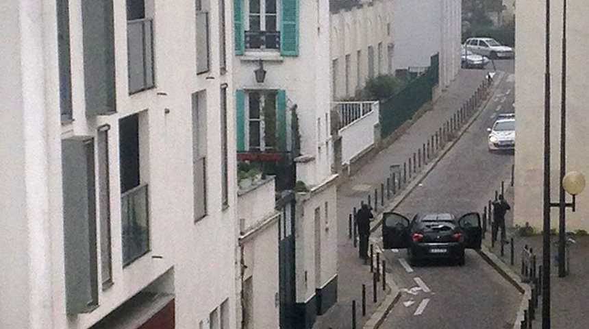 Al menos 11 muertos a tiros en la revista francesa amenazada por publicar viñetas de Mahoma