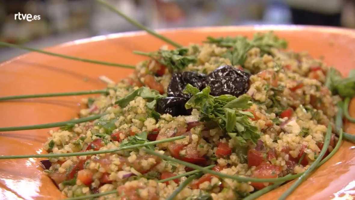 Masterchef junior 2 clase de cocina vegetariana for Cocina vegetariana