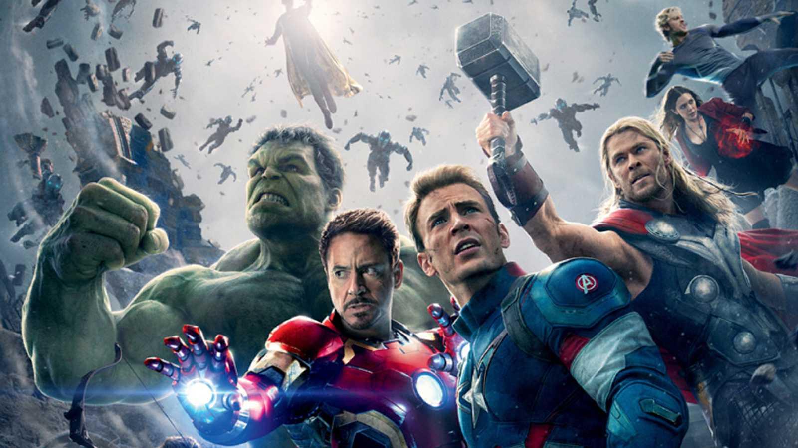 Nuevo tráiler de \'Los Vengadores. La era de Ultron\' - RTVE.es