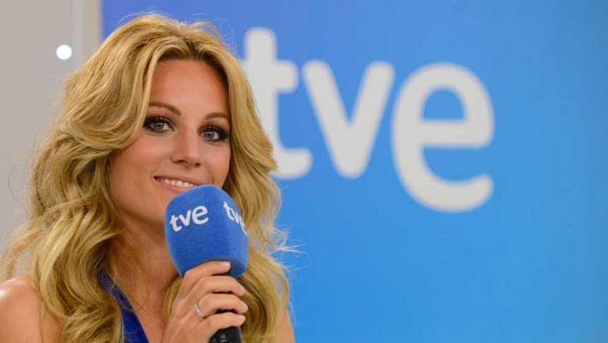 Eurovisión 2015 - Pastora Soler ha sido la candidata favoritia de Edurne