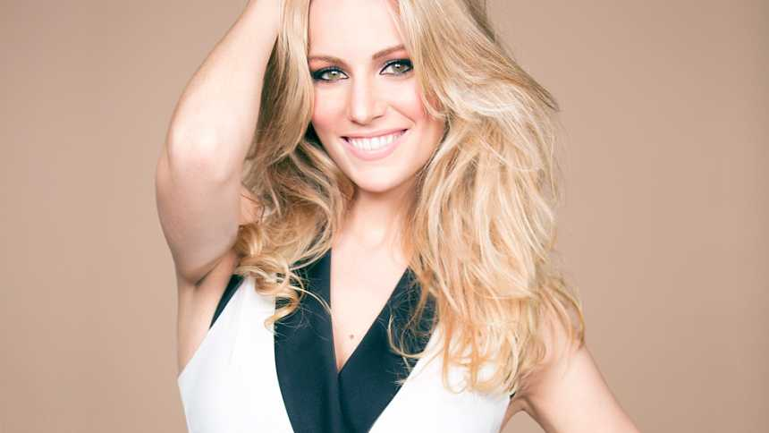 La mañana - Edurne irá a Eurovisión 2015: 'Estoy entusiasmada'