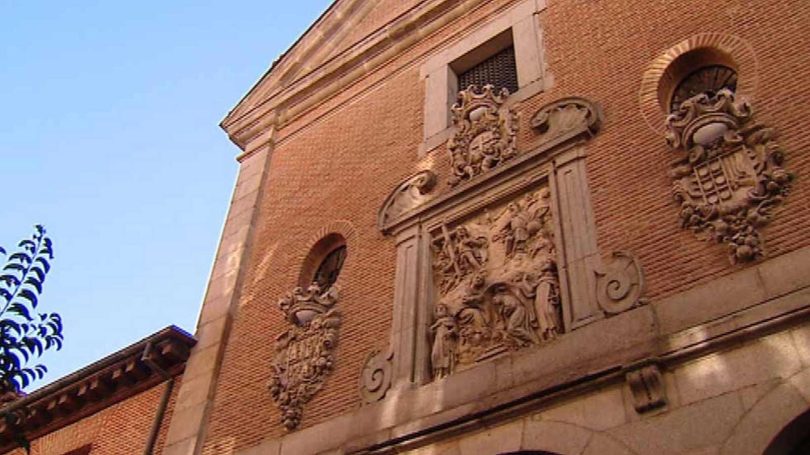 Reanudan la búsqueda de los restos de Cervantes en las Trinitarias ...