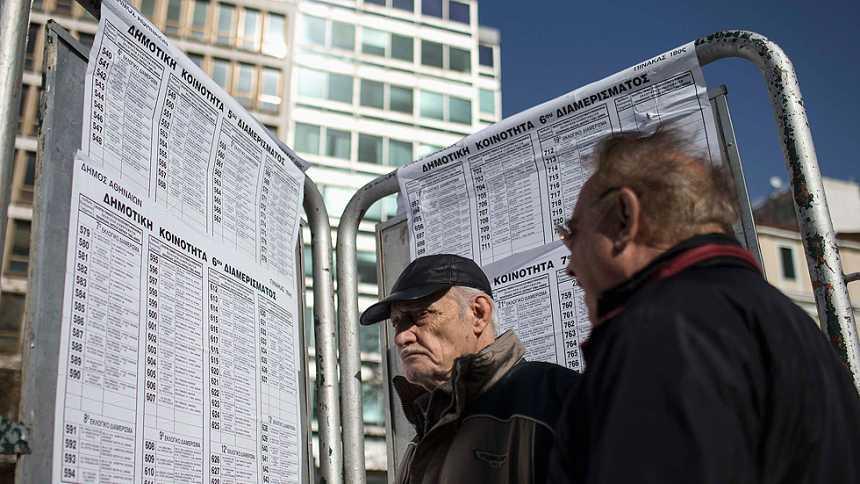Últimas horas de una de las campañas electorales más polarizadas que se recuerdan en Grecia