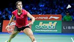 Carolina Marín logra la plata en el Masters de la India