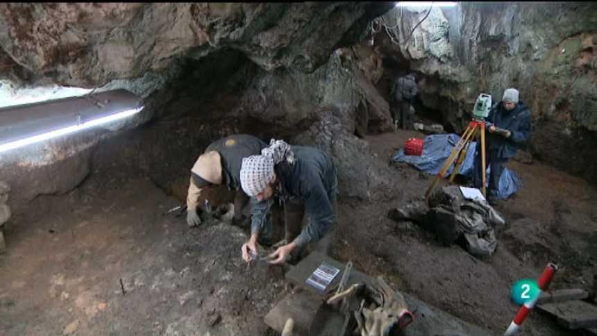 La Aventura del Saber. Serie documental. El túnel del tiempo. Els Trocs I