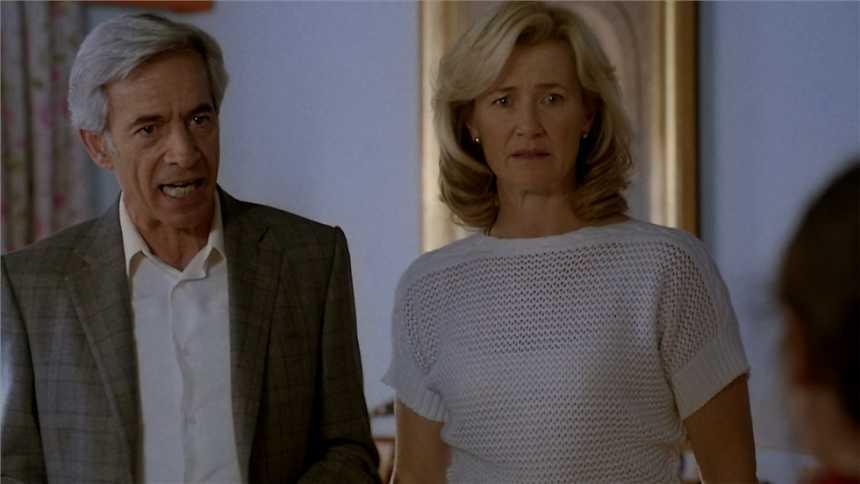"""Cuéntame cómo pasó - Antonio: """"¡Esta niña es una delincuente!"""""""