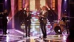 Hit-La Canción- Antonio Carmona interpreta 'Puertas por abrir' junto a Santos Moreno