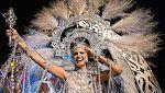 Aránzazu Estévez, reina del carnaval de Las Palmas