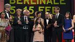 La iraní 'Taxi' gana el Oso de Oro en la Berlinale
