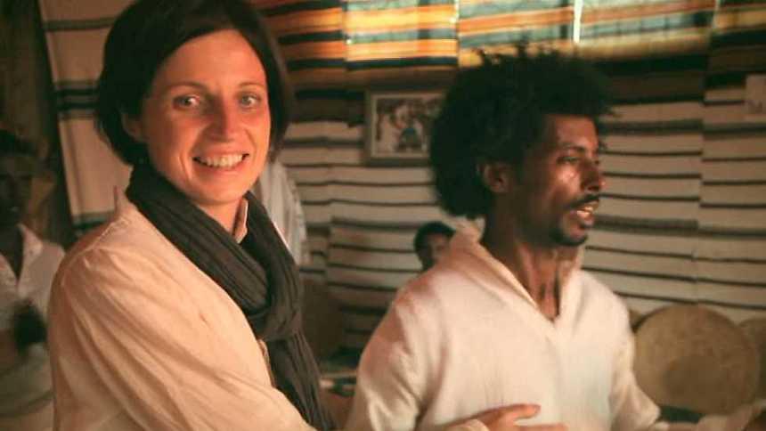Con mis ojos - Addis Abeba (Etiopia I)