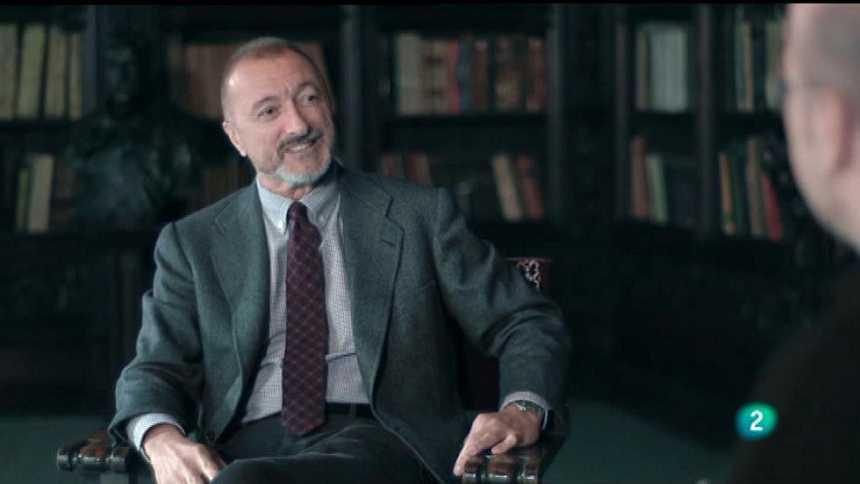 Página Dos - Entrevista a Arturo Pérez-Reverte
