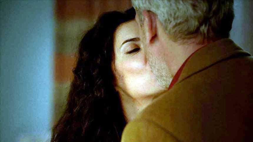 Cuéntame cómo pasó - El beso de Inés y José Ignacio