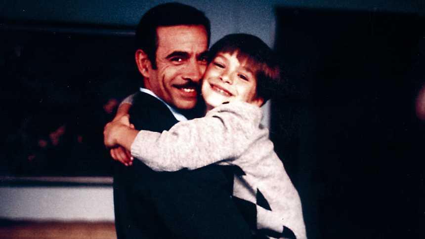 Padre, mejor amigo y compañero: 'El Boyhood ochentero de Carlitos y Antonio'