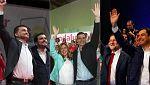 Último día de campaña electoral en Andalucía