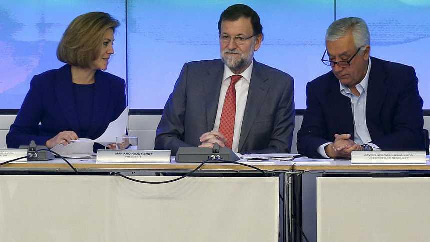 Rajoy admite desgaste pero cree que el resultado electoral en Andalucía no es extrapolable