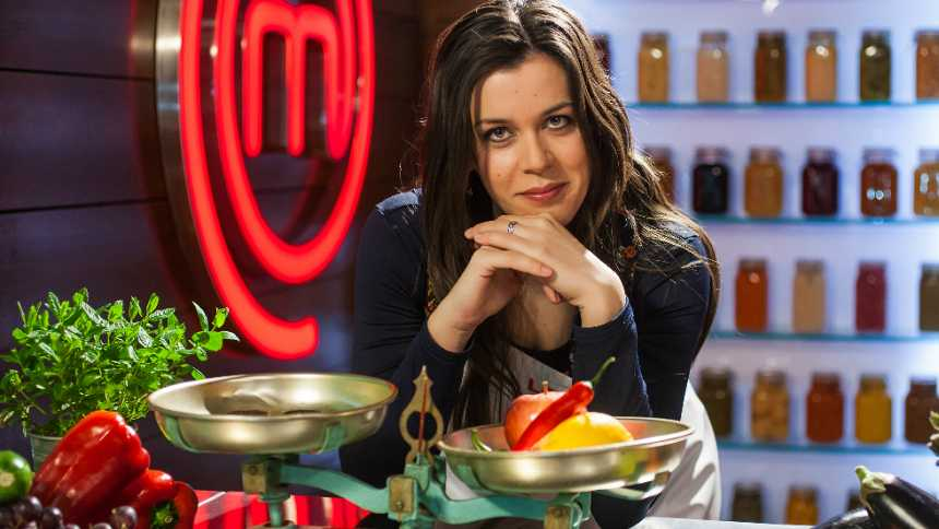 MasterChef 3 - Lidia. 29 años, nutricionista (Pontevedra)