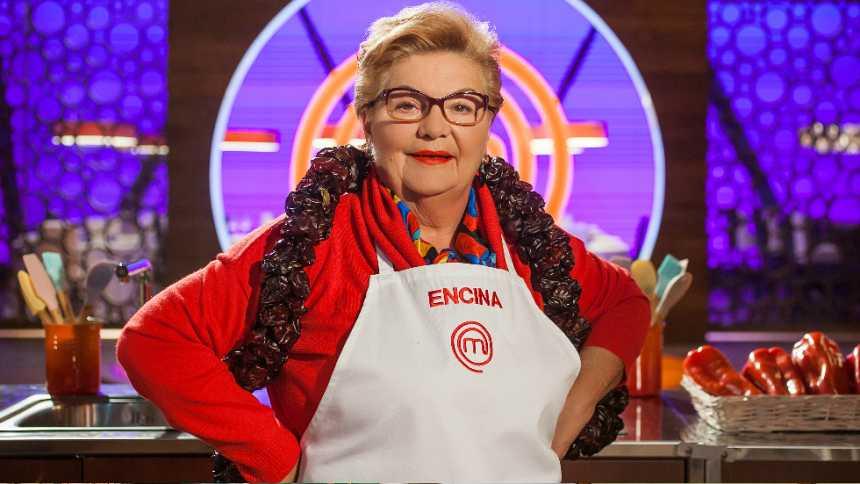 MasterChef 3 - Encina. 69 años, jubilada. (León)