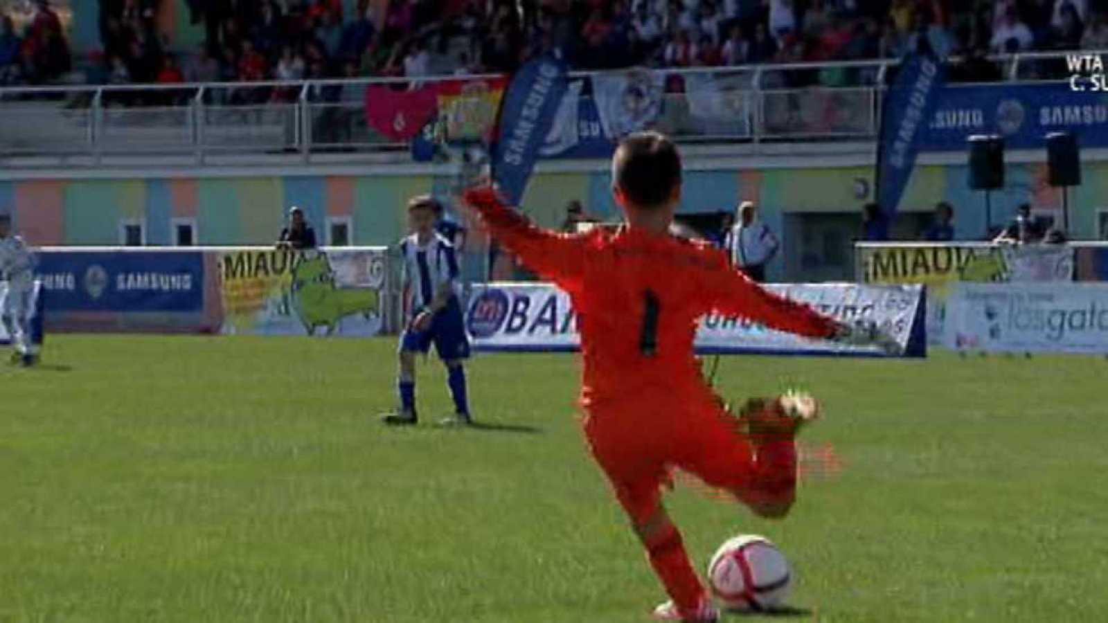 Para todos los públicos Fútbol - Iscar Cup  R. Madrid-Oporto - ver ahora  reproducir video c588278ee26b8