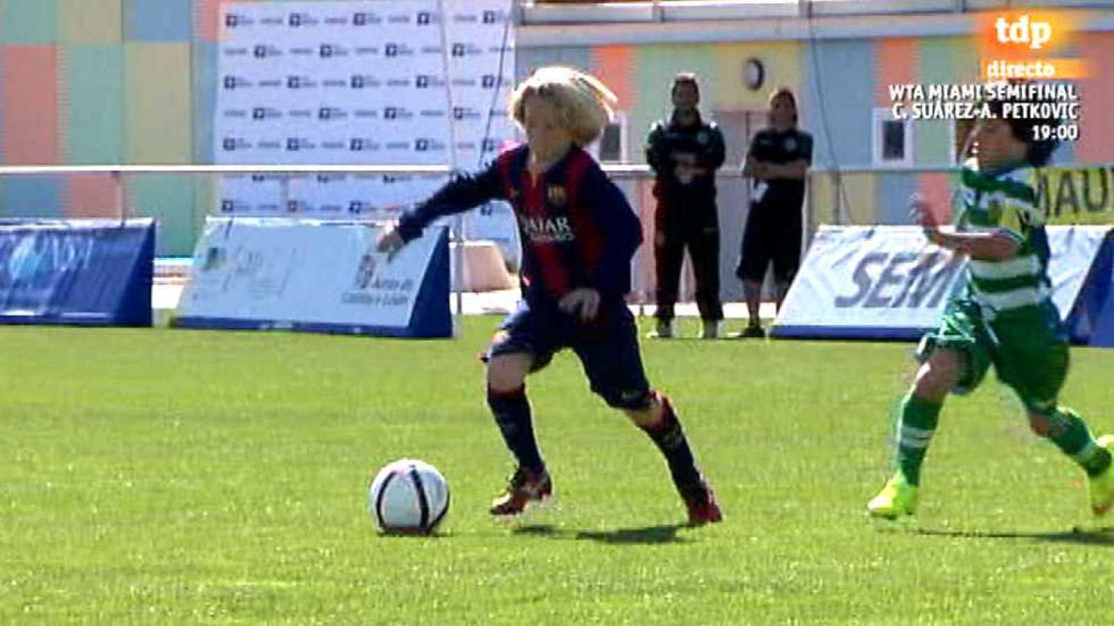 Para todos los públicos Fútbol - Iscar Cup  FC Barcelona-Sporting de Lisboa  - ver ahora reproducir video 4b0e2fac541f8