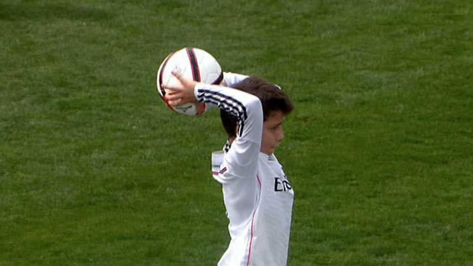 Para todos los públicos Fútbol - Iscar Cup - Semifinal  Real Madrid-Córdoba  - ver ahora reproducir video c11d98a4764a9