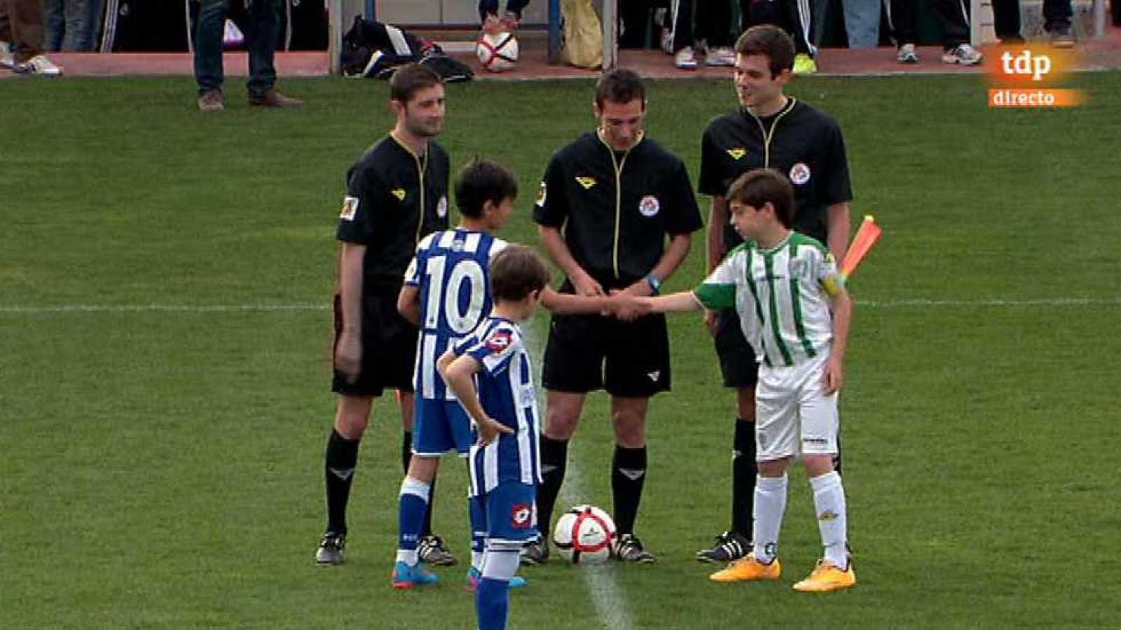 Para todos los públicos Fútbol - Iscar Cup - 3º y 4º puesto  Deportivo de  La Coruña-Córdoba reproducir video ee0e86ef27190