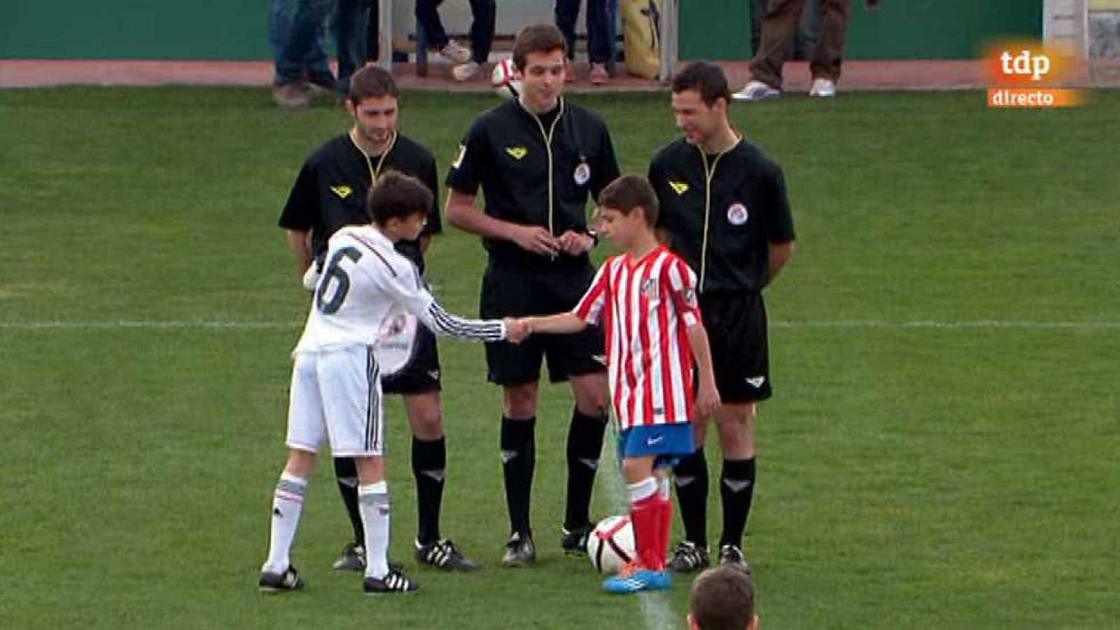 Para todos los públicos Fútbol - Iscar Cup - Final  Atlético de Madrid-Real  Madrid - ver ahora reproducir video 196a72bd4fb5d