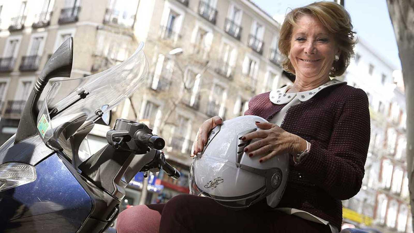 """Esperanza Aguirre: """"El PP no está en su mejor momento"""""""