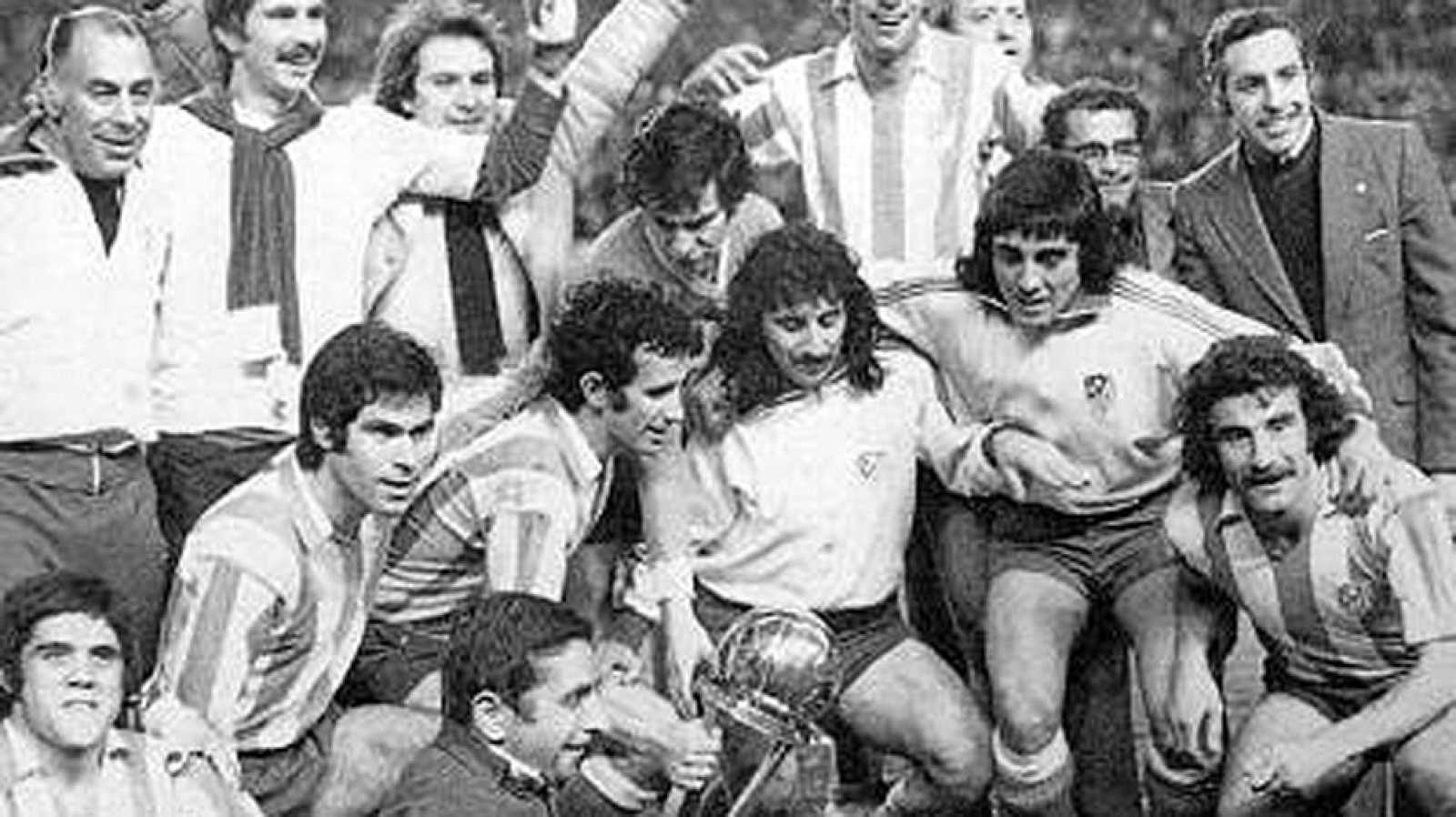 El Atlético de Madrid ganó la Intercontinental al Independiente de Avellaneda
