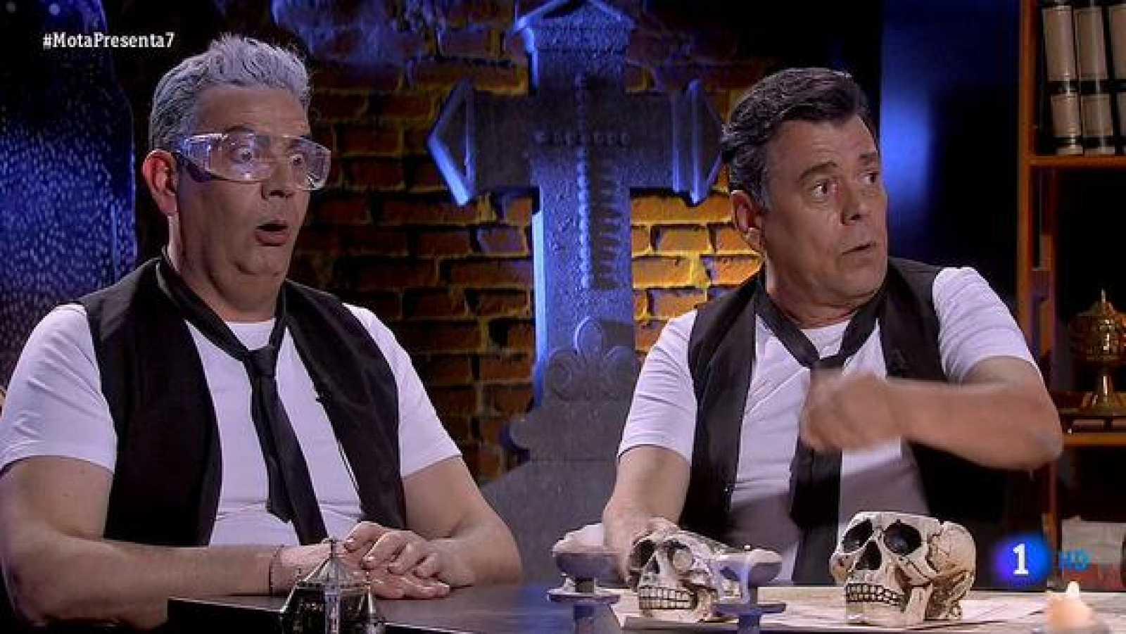 José Mota Presenta... \'Cuarto milenio\' - Chungofonías - RTVE.es