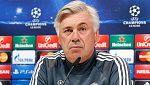"""Ancelotti: """"No estamos obsesionados con el Atlético"""""""