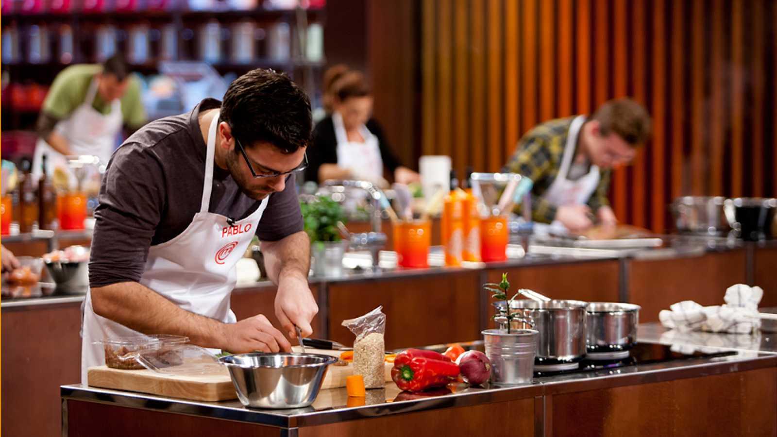 Masterchef 3 programa 2 completo for Programa para disenar tu cocina