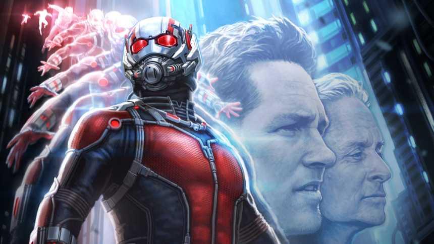 Nuevo tráiler de 'Ant-Man'