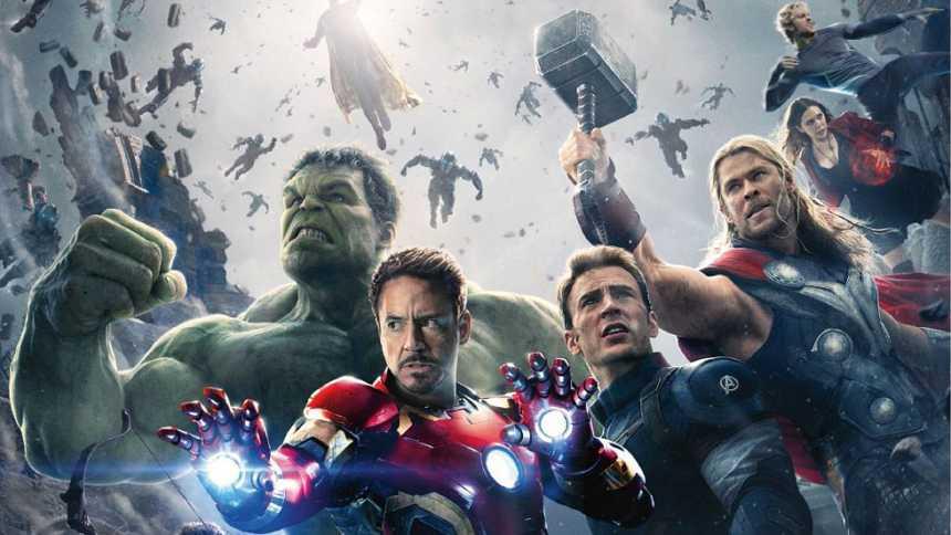 Clip exclusivo de RTVE.es: Los Vengadores salvan el mundo en su nueva película