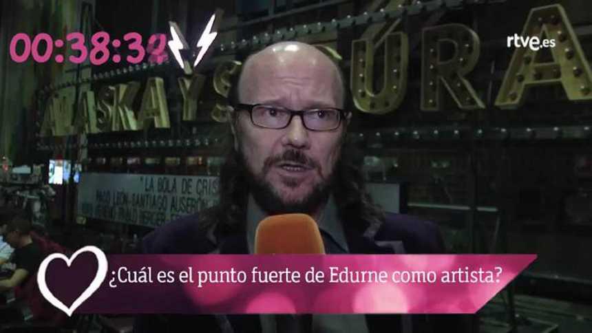 Eurovisión 2015 - Un Eurominuto con Santiago Segura
