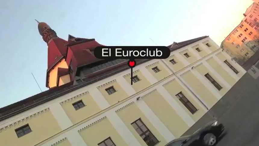 Eurovisión 2015 - Así es el Euroclub de Viena