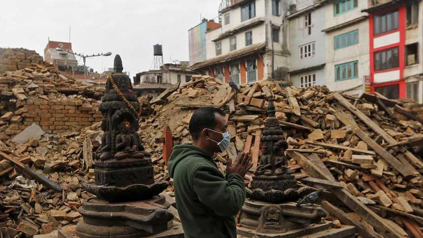 La ONU asegura que el terremoto ha afectado a ocho millones de personas